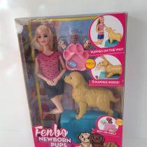 Кукла с куче