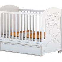 Детско легло -люлка Arbor Петит Мече 120 x 60 см