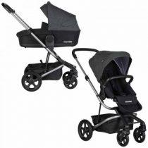 Easywalker Детска количка Harvey2 – NIGHT BLACK – PLATINUM 2 в 1