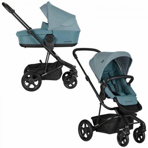 Easywalker Детска количка Harvey2 -OCEAN BLUE 2 в 1/+ 3 подаръка!!!