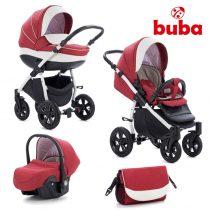 Бебешка количка 3в1 Buba Forester 593, червена