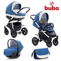 Бебешка количка 3в1 Buba Forester 594, синя