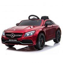 Акумулаторна кола Mercedes C63s металик – QY1588