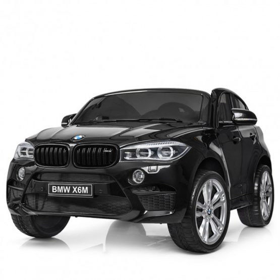 Акумулаторен джип BMW X6M металик – JJ2168