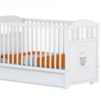 Детско легло кошара Arbor Валери с апликация 70/140