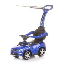 Кола с дръжка Chipolino MERCEDES BENZ GL63 AMG синя
