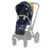 Тапицерия за седалка Cybex Priam Seat pack Lux Anna K Space Rocket