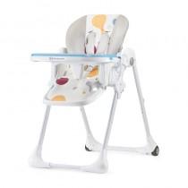 Столче за хранене KinderKraft Yummy, Шарено