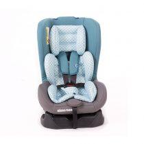 KIKKABOO Стол за кола 0-18 кг. VINTAGE RAYE DARK BLUE