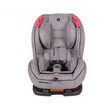 KIKKABOO Стол за кола 9-25 кг. REGENT ISOFIX GREY