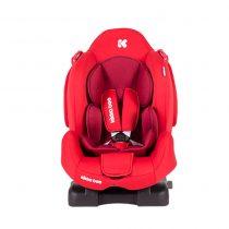 KIKKABOO Стол за кола 9-25 кг. SENIOR ISOFIX RED