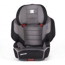 KIKKABOO Стол за кола 15-36 кг. FUNDAMENTAL ISOFIX GREY