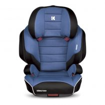 KIKKABOO Стол за кола 15-36 кг. FUNDAMENTAL ISOFIX BLUE