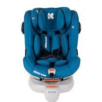 KIKKABOO Стол за кола 0-18 кг. ROLL&GO ISOFIX LIGHT BLUE