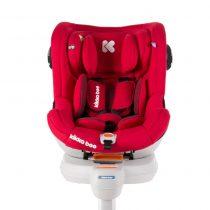 KIKKABOO Стол за кола 0-18 кг. ROLL&GO ISOFIX RED