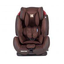 KIKKABOO Стол за кола 9-36 кг. MAJOR ISOFIX BROWN