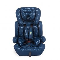 KIKKABOO Стол за кола 9-36 кг. JOYRIDE BLUE COSMOS