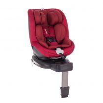 KIKKABOO Стол за кола 0-18 кг. ODYSSEY I-SIZE ISOFIX 360° RED