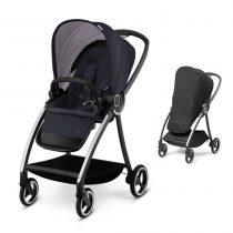 Бебешка количка GB Maris Silver Fox – промопакет