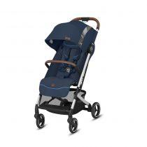 Бебешка количка GB Qbit + All-City Fashion Edition Night blue