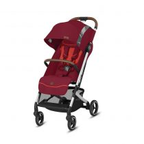 Бебешка количка GB Qbit + All-City Fashion Edition Rose red