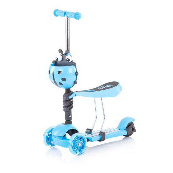 """Детски скутер """"Киди Ево"""" син Scooter """"Kiddy Evo"""" blue"""