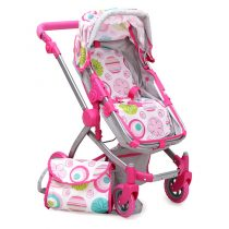 Количка за кукли Pink Rose – 9651B