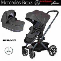 Hartan комбинирана количка Mercedes-Benz Avantgarde, дизайн Deep Sea (2 в 1)
