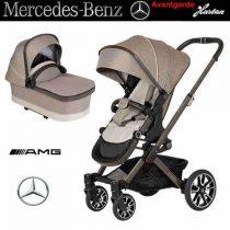 Hartan комбинирана количка Mercedes-Benz Avantgarde, дизайн Dolce Vita (2 в 1)