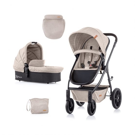 Детска количка 2 в1 Авиа Колекция 2020-KKAV02001ML – мока лен