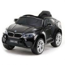 Акумулаторен джип BMW X6M кожена седалка – JJ2199
