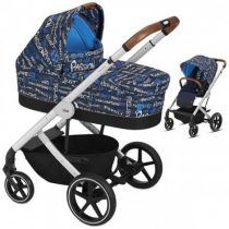 Бебешка количка 2 в 1 Cybex Balios S FE VALUES FOR LIFE Trust blue