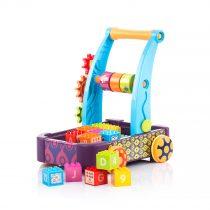 Играчка за прохождане Кубчета