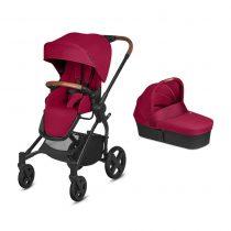 Бебешка количка Cybex CBX Kody Pure Lux Crunchy Red 2в1