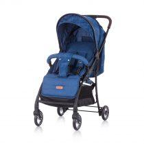 Детска количка Елеа нейви лен