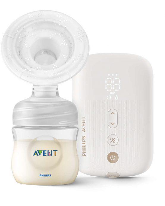 Philips Avent Единична електрическа помпа Natural Motion Premium 0566