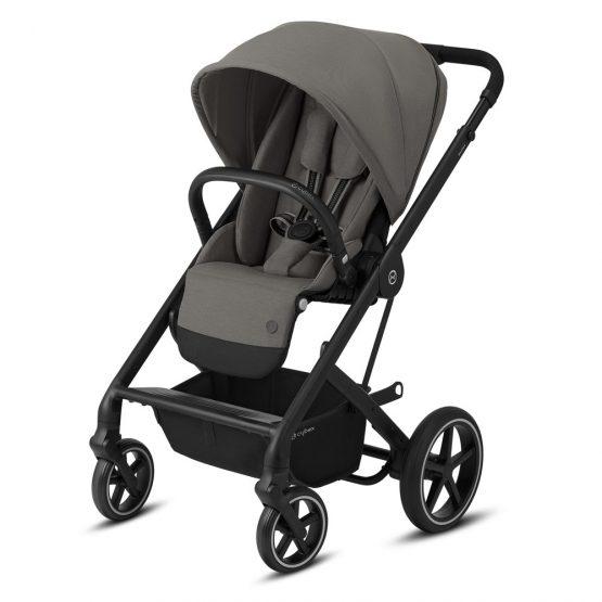 Бебешка количка Cybex Balios S Lux Soho Grey black