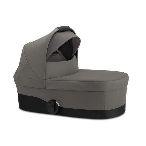 Кош за новородено Cybex Cot S Soho Grey 2020