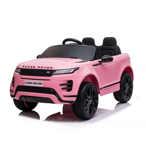 Електрическа кола SUV Range Rover Evoque – розова