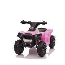 Акумулаторна кола за яздене АТВ – розово